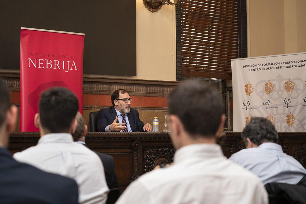 La Universidad Nebrija celebra la apertura de su Máster en Ciberdelincuencia