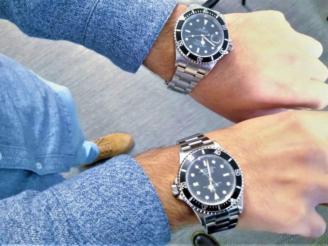 Las falsificaciones de relojes seducen a más de la mitad de los compradores online en España