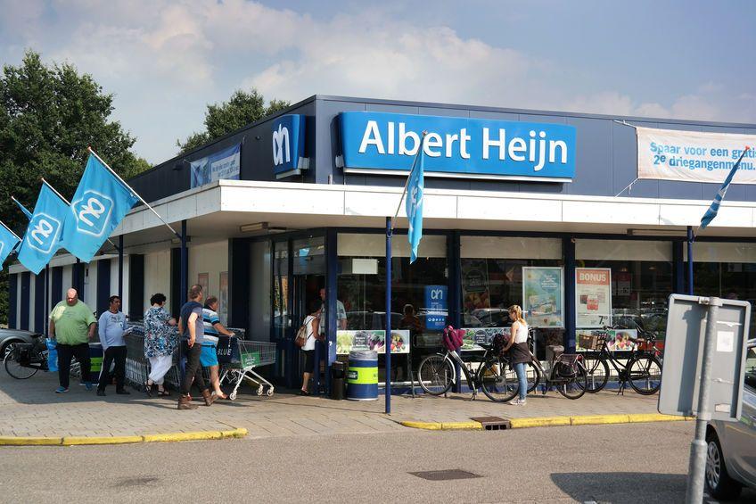 Una tienda de Albert Heijn