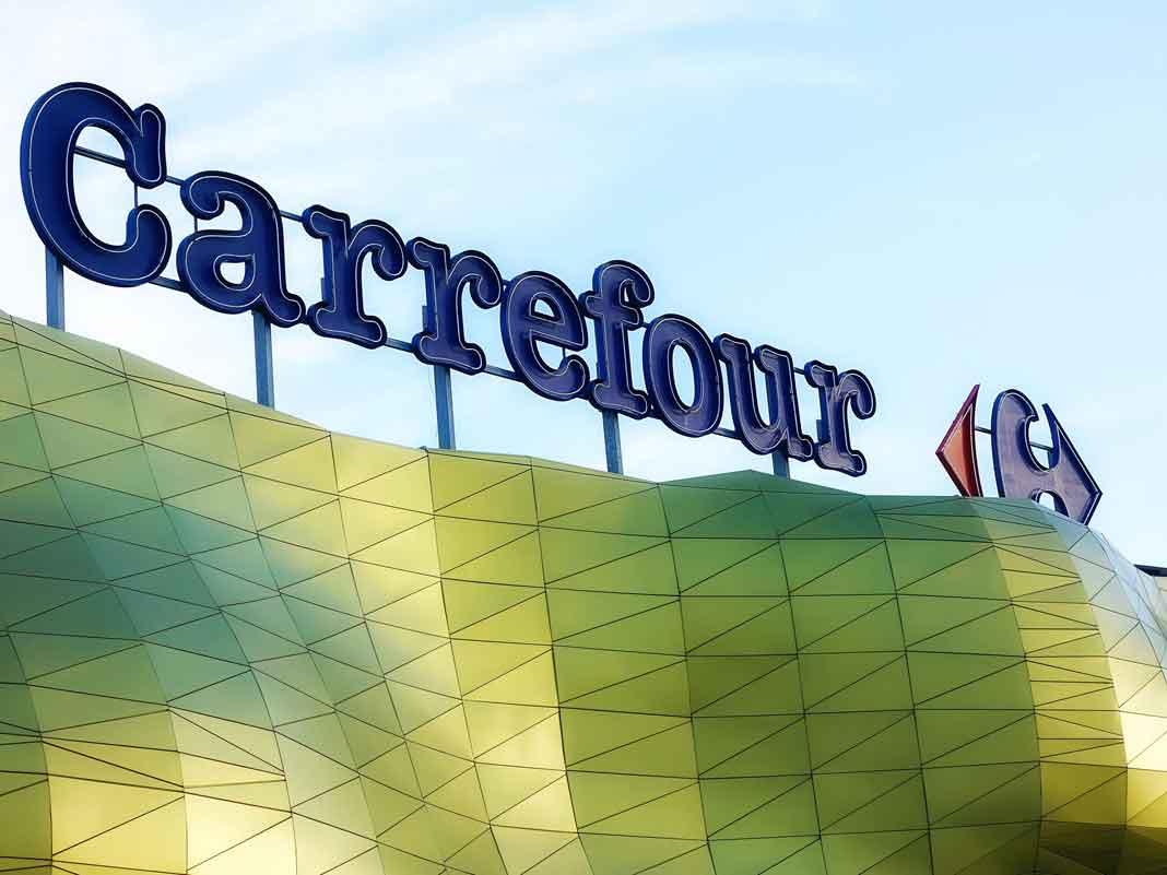Francia multa a Carrefour con 1,75 millones de euros por forzar a sus proveedores a aplicarle descuentos