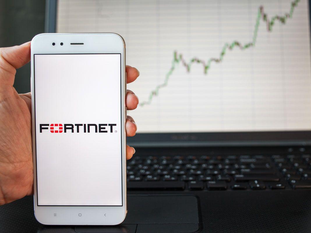 Los ingresos de Fortinet crecen en un 18% en el segundo trimestre