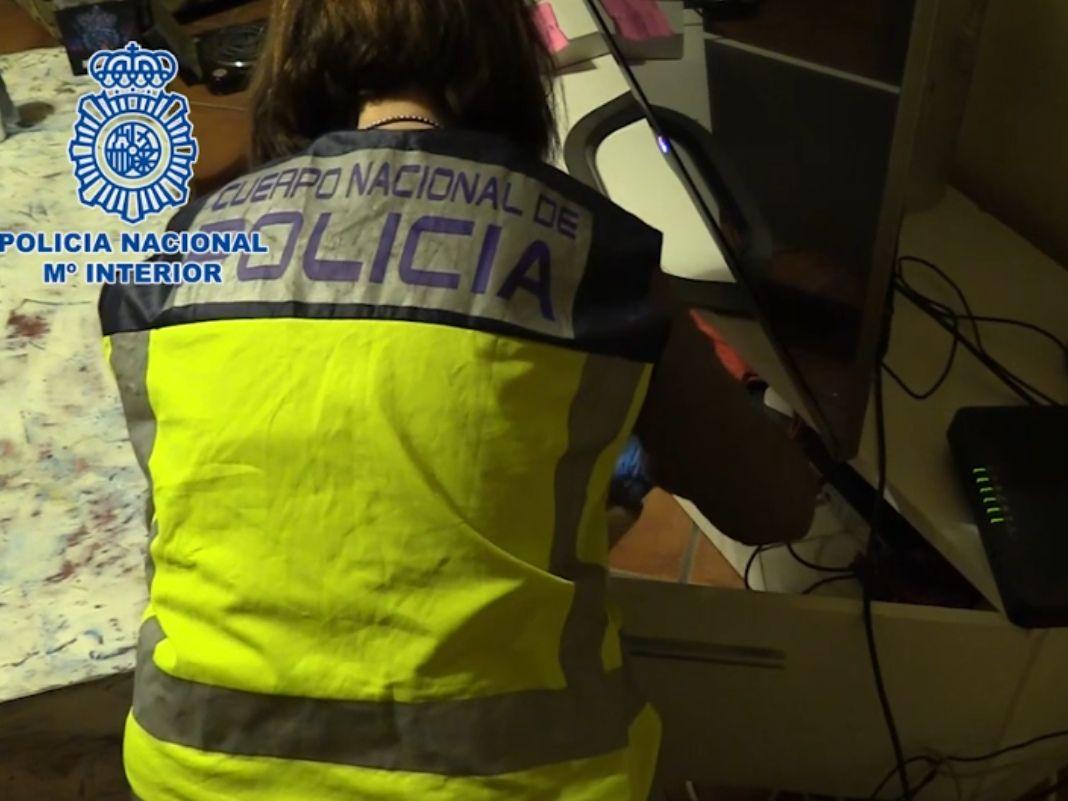 Culminada con éxito la mayor operación marítima de tráfico de hachís de España