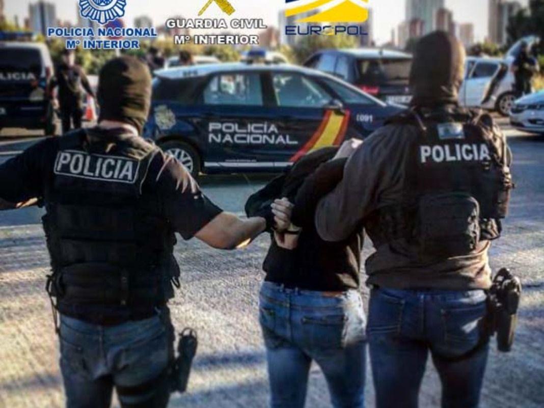 La delincuencia en España cae un 24,8% en la primera mitad del año