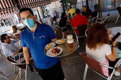 Bares y restaurantes durante la desescalada