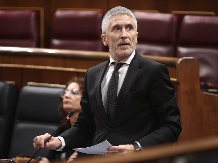 """Marlaska a los narcos: """"Que tengan claro que no va a quedar impune ningún atentado a Policía o Guardia Civil"""""""