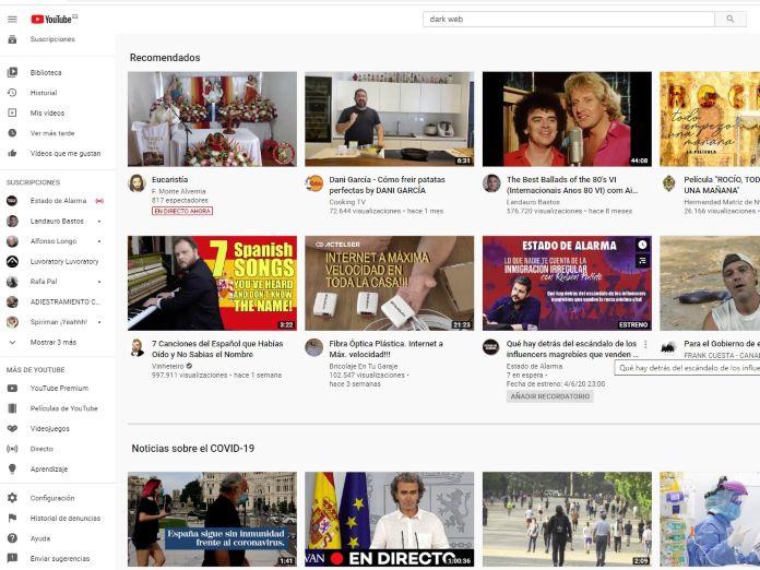 Canales hackeados de Youtube para estafar a internautas y conseguir pago en cripto
