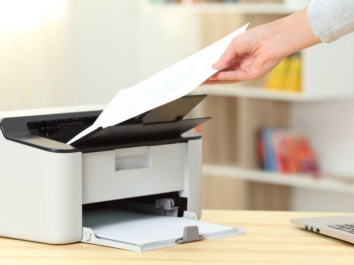 Varias empresas del Ibex, sin atreverse a imprimir un papel durante varios días por culpa de Printnightmare