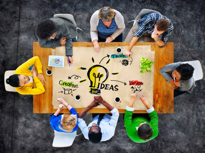 Creatividad en equipo presencial