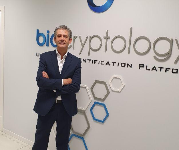 Javier González, director general de Biocriptology