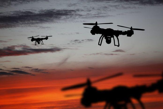 EEUU probará tecnologías para detectar drones en aeropuertos