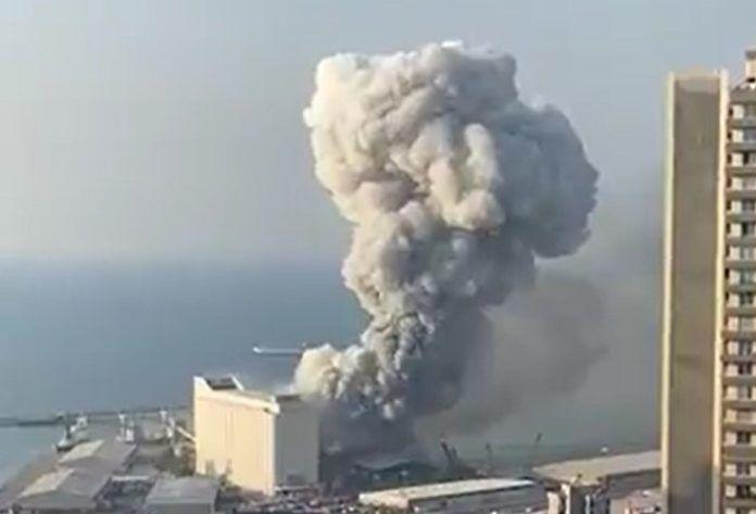 El nitrato de amonio almacenado en Beirut podría proceder de un barco ruso confiscado en 2014