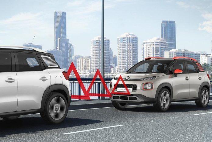 Los diseños de los vehículos Citroën, pensados para proteger a peatones