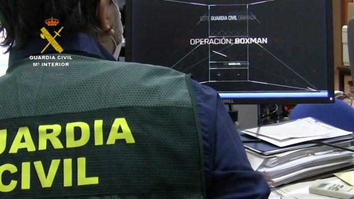 La Guardia Civil desmantela una red de ciberdelincuentes con 770.000 claves compradas