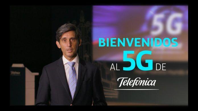Telefónica pone en marcha el 5G en el 75% del territorio español