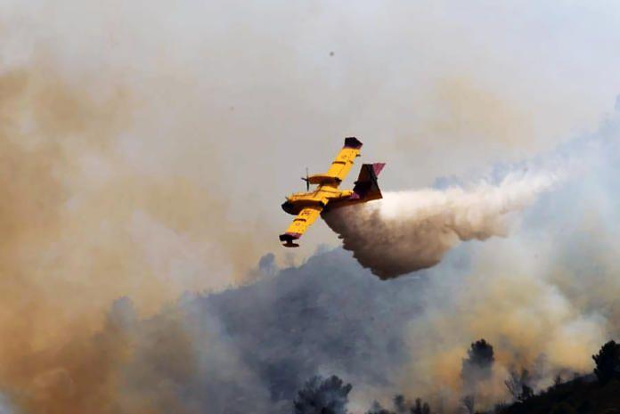 El Ejército del Aire realiza más de 300 actuaciones entre julio y agosto
