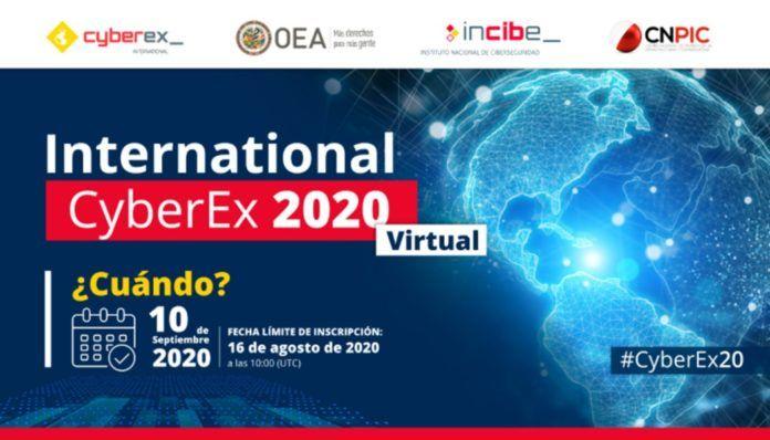 La 6ª edición de International CyberEx enfrentará a 80 equipos de 39 países