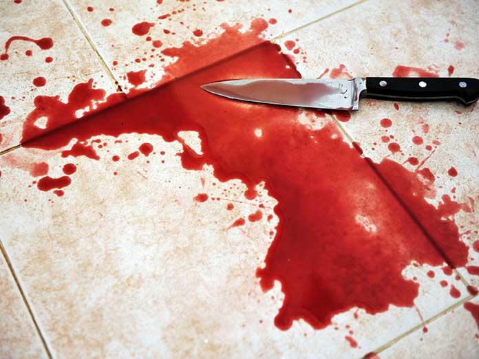 Un padre mata a su hija de cuatro años de un corte en el cuello