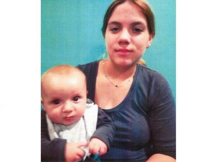 Llamamiento a la colaboración ciudadana para encontrar a este bebé de 6 meses desaparecido