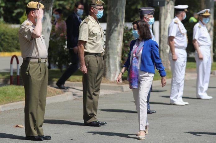 """Los militares se manifiestan hoy en Madrid en defensa de unas retribuciones """"dignas"""""""