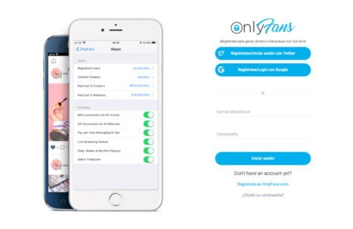 Los peligros de OnlyFans, la plataforma para vender contenido privado