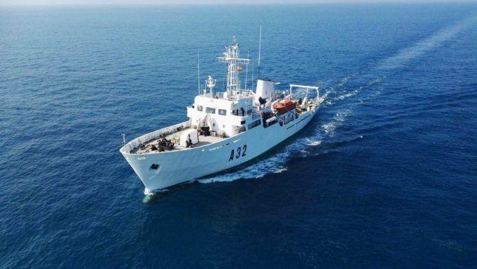 La Armada actualizará la cartografía náutica de Canarias