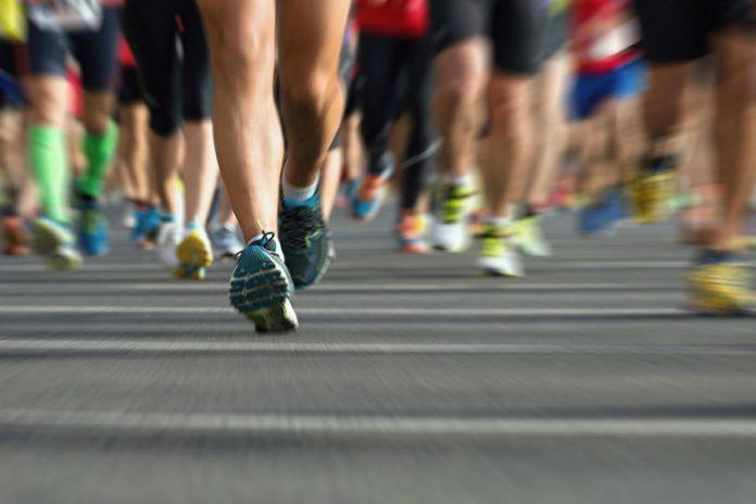 El Maratón de Londres empleará wearables para mantener el distanciamiento social