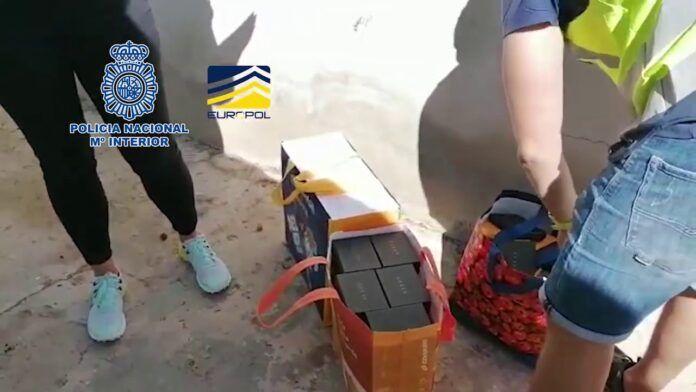 Cae un peligroso entramado criminal de origen polaco que operaba desde Alicante