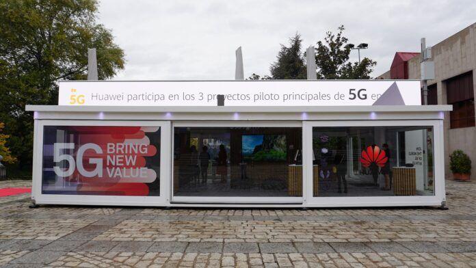 Huawei 5G Roadshow 2020