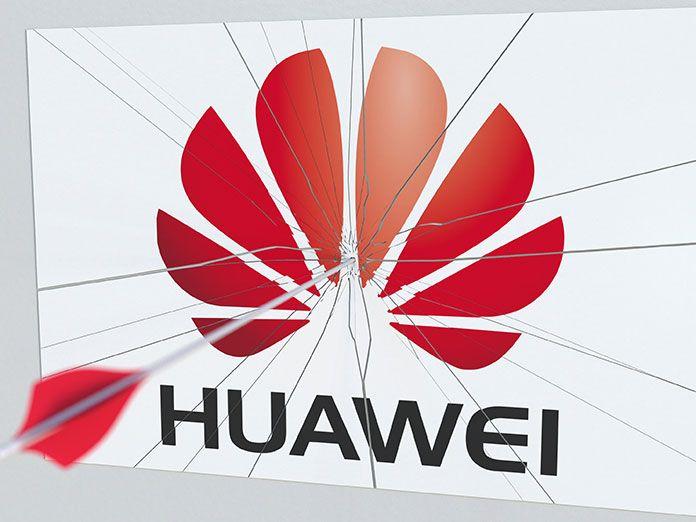 Huawei está obteniendo peores resultados que el pasado año por culpa de Trump