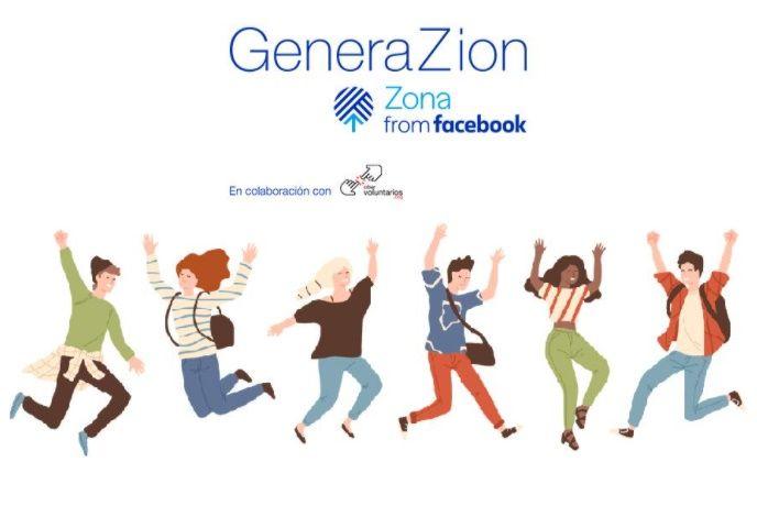 Proyecto educativo GeneraZion, lanzado por Zona from Facebook en colaboración con la Fundación Cibervoluntarios