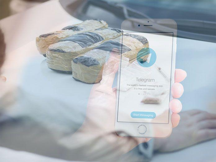 Telegram ya no es seguro para los narcotraficantes