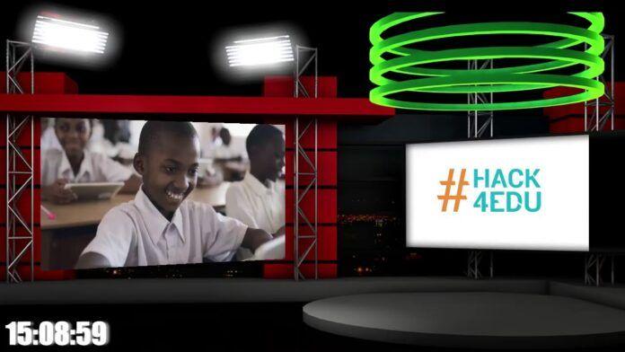En directo, observa cómo 150 hackers buscan soluciones para la educación online