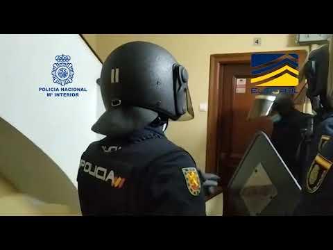 28 detenidos en una operación contra la regularización de extranjeros