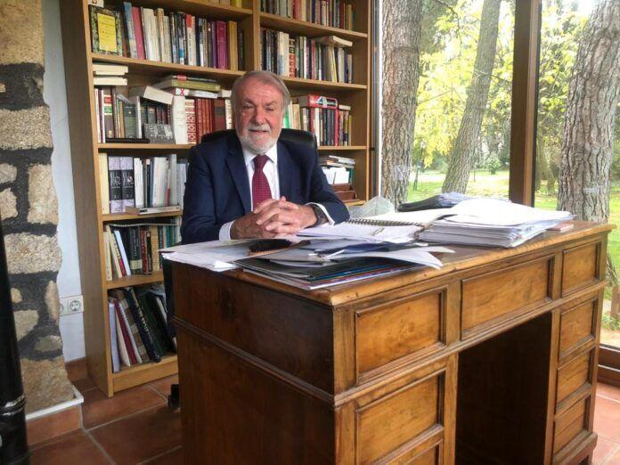 "Mayor Oreja: ""ETA ha ganado, solo le falta el poder en el País Vasco"""