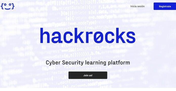 Hackrocks, la nueva plataforma para la formación en ciberseguridad con prácticas reales creadas por hackers