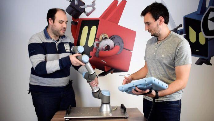 Telefónica y Alias Robotics