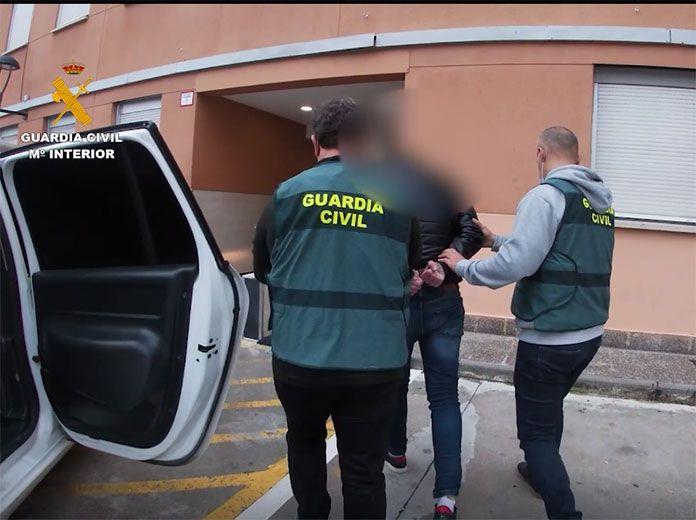 Detenido en Bilbao un  pederasta  que cometió 45 delitos sexuales