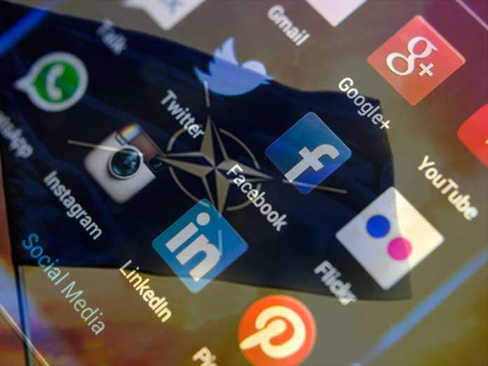 La OTAN, preocupada por la manipulación de las redes sociales