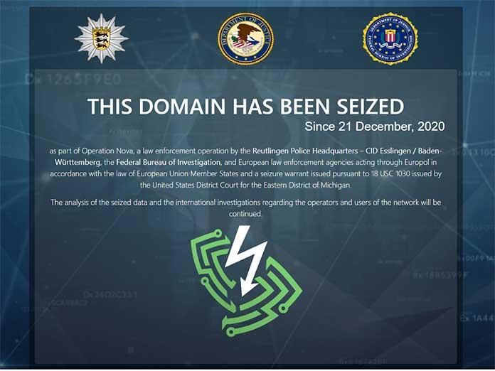 La VPN más usada por los ciberdelincuentes ha sido clausurada