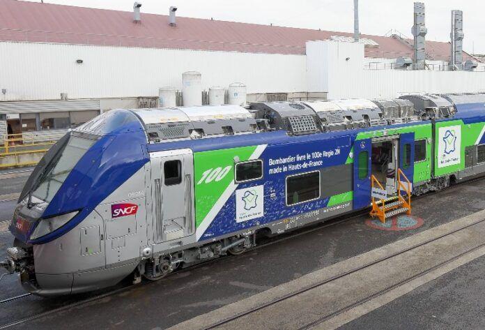 Bombardier recibe un pedido de 565 millones para trenes desarrollados en España