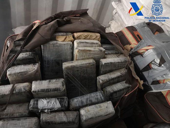 Desarticulada en Valencia una trama empresarial que blanqueaba dinero y traficaba con drogas