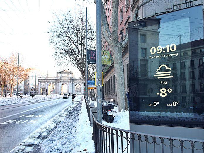 El Consorcio de Compensación de Seguros asegura que no se cubren las indemnizaciones por nieve