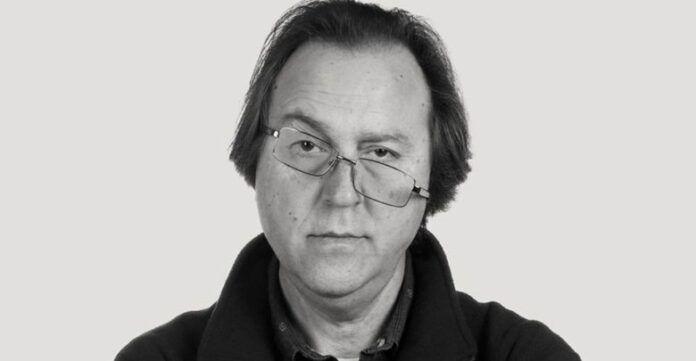 El escritor Fernando Ugeda Calabuig