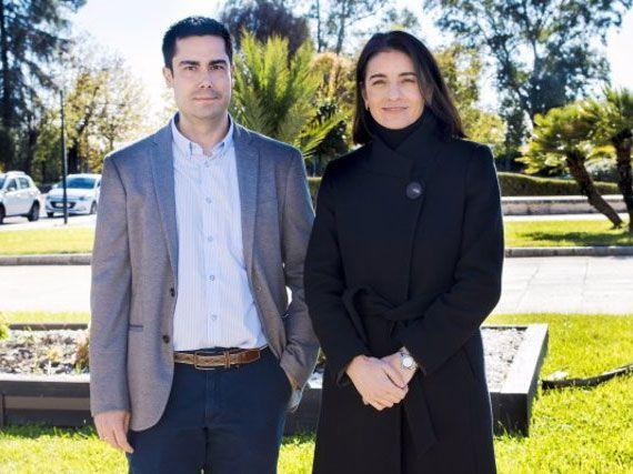Los investigadores del grupo AGR-170 'HIBRO: Calidad y Seguridad Alimentaria' Antonio Valero y Elena Carrasco - UNIVERSIDAD DE CÓRDOBA
