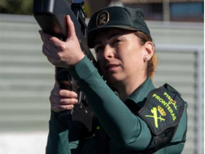 AESA desautoriza a la Guardia Civil