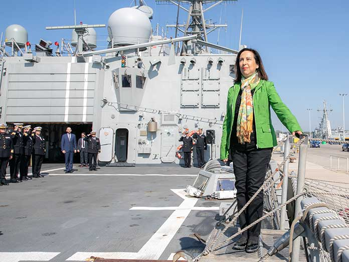 Estados Unidos podría abandonar la base de Rota para instalarla en Marruecos