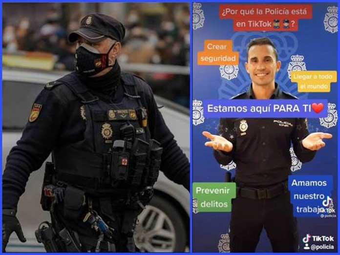 ¿Quiénes son mejores en TikTok, Guardia Civil o Policía?