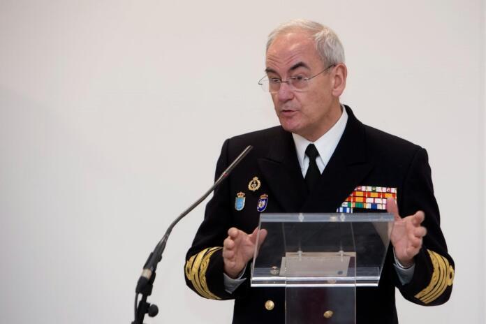 El almirante Teodoro López Calderón, nuevo JEMAD tras un sábado de ceses