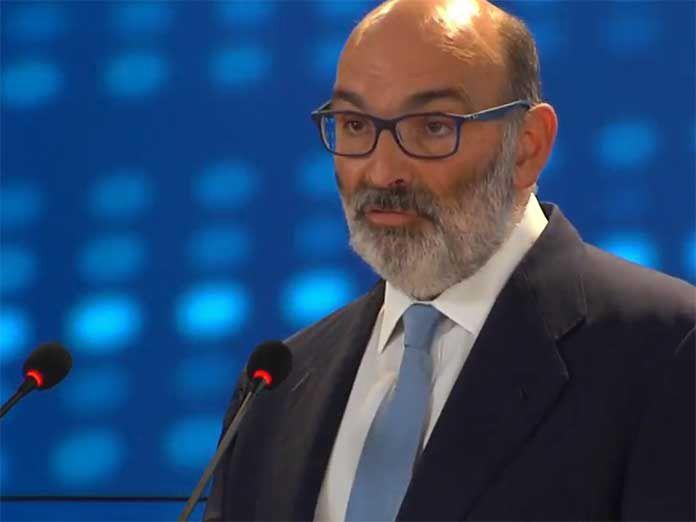 Fernando Abril Martorell y Borja Ochoa presentan el informe Minsait