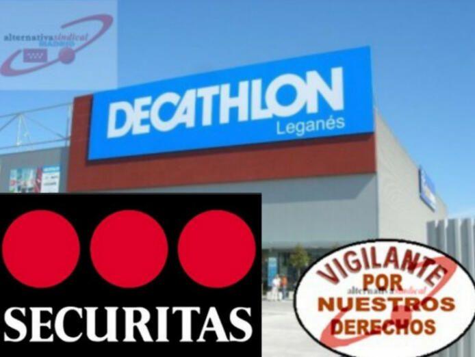 Securitas y Decathlon, demandadas ante la Audiencia Nacional